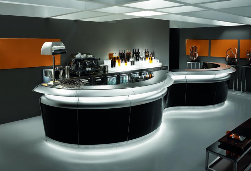 Mobili Per Bar Usati.Bancone Bar Moderno Usato