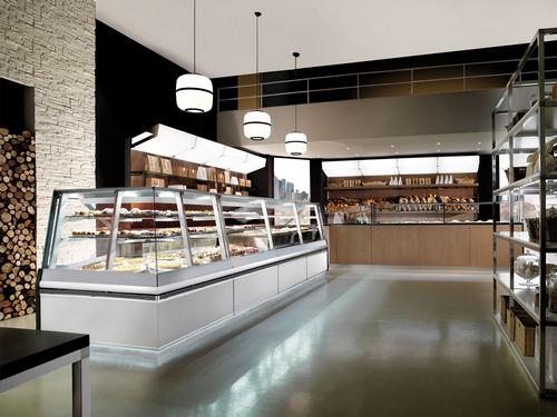 Arredamento ristoranti milano progettazione panetteria for Arredamento pasticceria usato