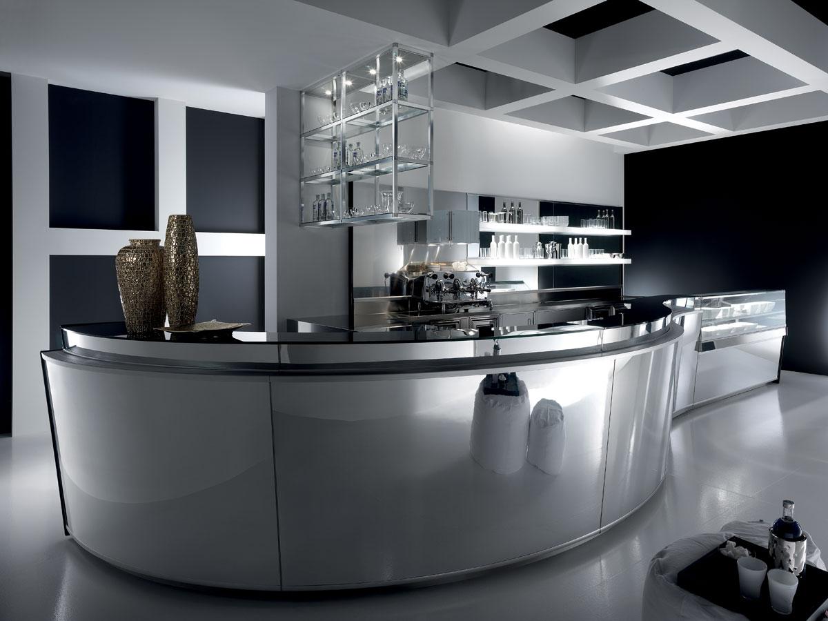 Arredamento ristoranti milano progettazione bar milano for Arredamento bar milano