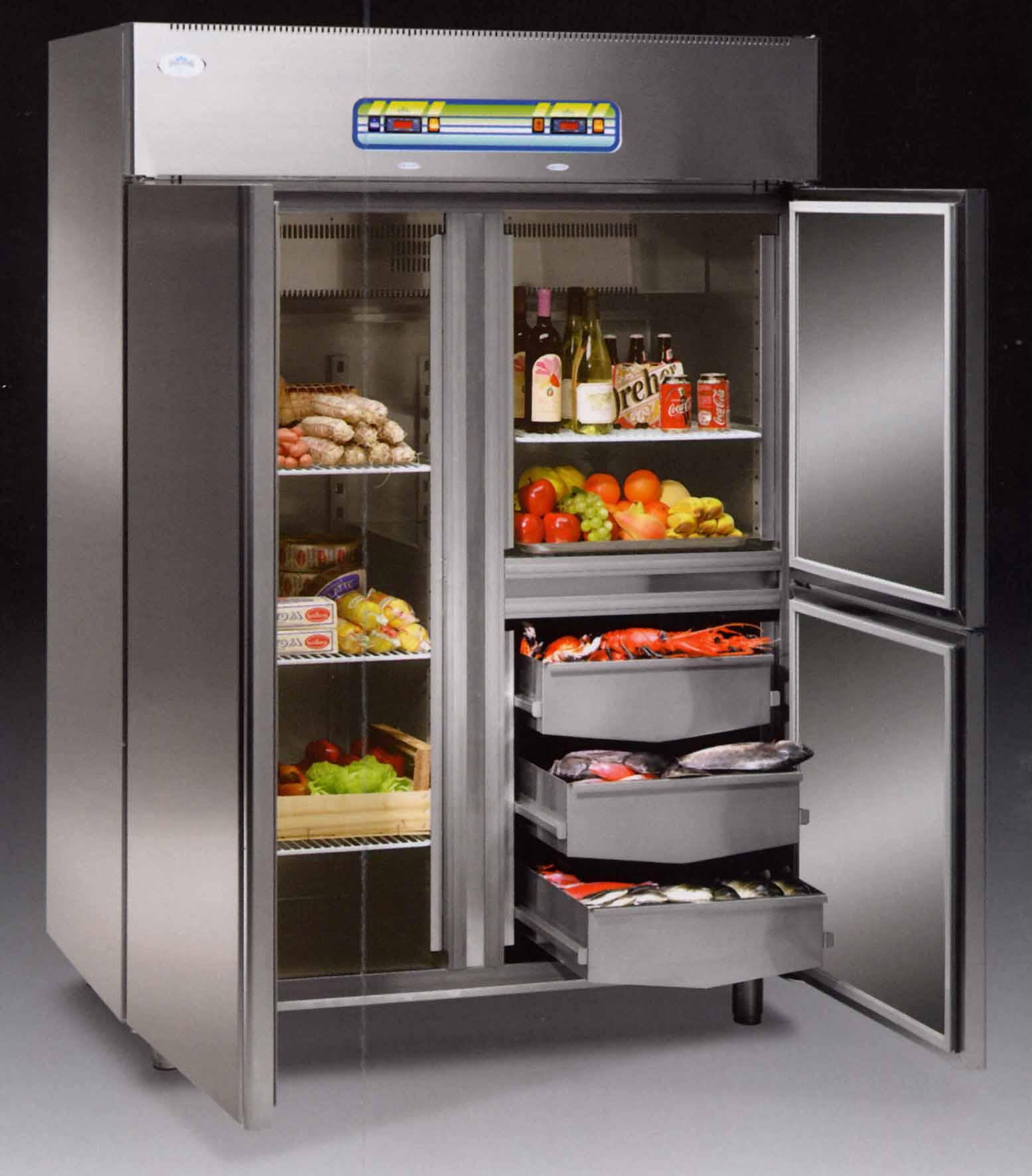 Cucine Ristoranti Usate Prezzi.Armadi Refrigerati Con Piu Motori Arredamento Ristoranti Bar Milano