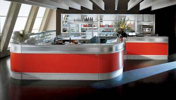 progettazione bar milano